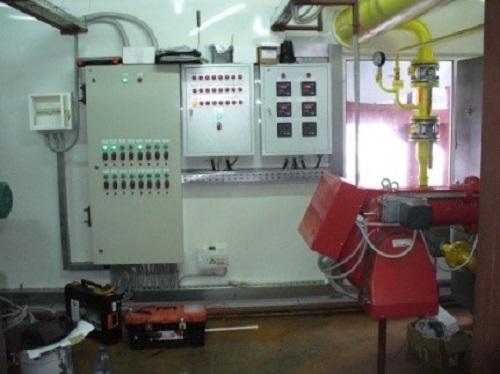 Монтаж электрооборудования, оборудования КИПиА