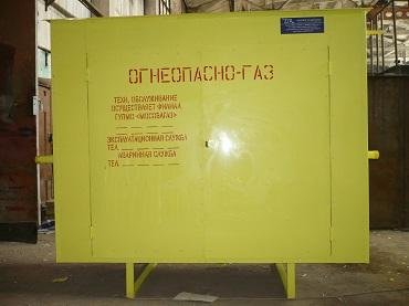 Шкафные газорегуляторные пункты ШГРП