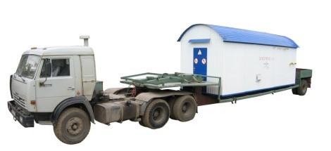 Доставка и перевозка негабаритных грузов